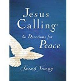 Young, Sarah Jesus Calling:  50 Devotionals fr Peace 0913