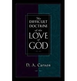 Carson, D A Difficult Doctrine of the Love of God, The 1263