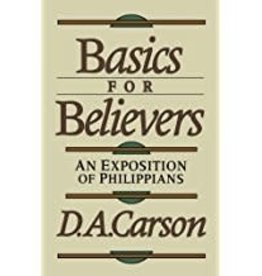 Carson, D A Basics for New Believers 4945