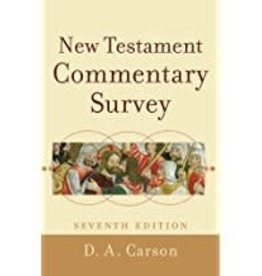 Carson, D A New Testment Commentary Survey 9904