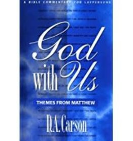 Carson, D A God with Us:  Themes from Matthew 6667