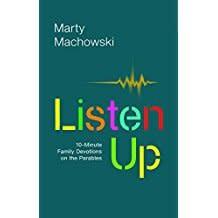 Machowski, Marty Listen Up