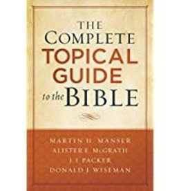 Manser, Martin Complete topical Guide to the Bible, The 9241