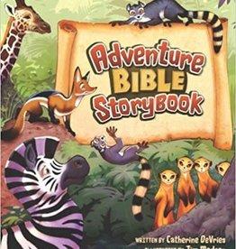 DeVries, Catherine Adventure Bible Storybook 6373