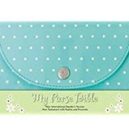 NIRV My Purse Bible Blue 4979