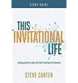 Carter, Steve This Invitational Life Workbook 3992