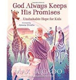 Lucado, Max God Always Keeps His Promises 6878