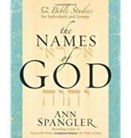 Spangler, Ann Names of God:  52 Bible Studies  3768