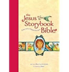 Lloyd-Jones, Sally Jesus Storybook Bible, The, Read Aloud Edition 6050