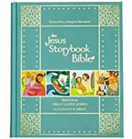 Lloyd-Jones, Sally Jesus Storybook bible Gift Edition, The 1006