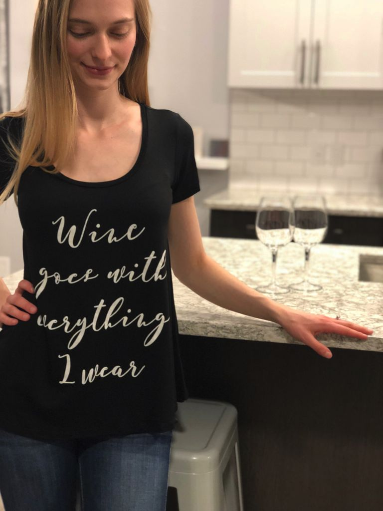 Arden Clothing Graphic Top