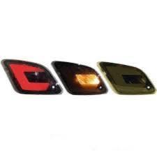 Parts Signal Lamp Set, GTS Rear Smoked Lens