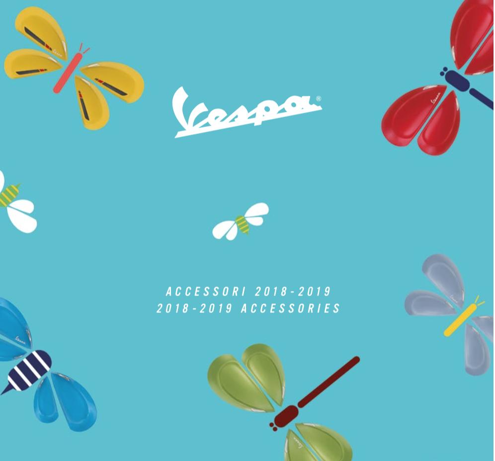 Vespa Accessory Cover
