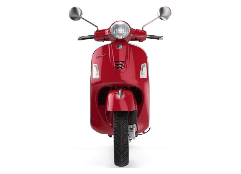Vehicles Vespa, 2019 GTS300 Super Passion Red