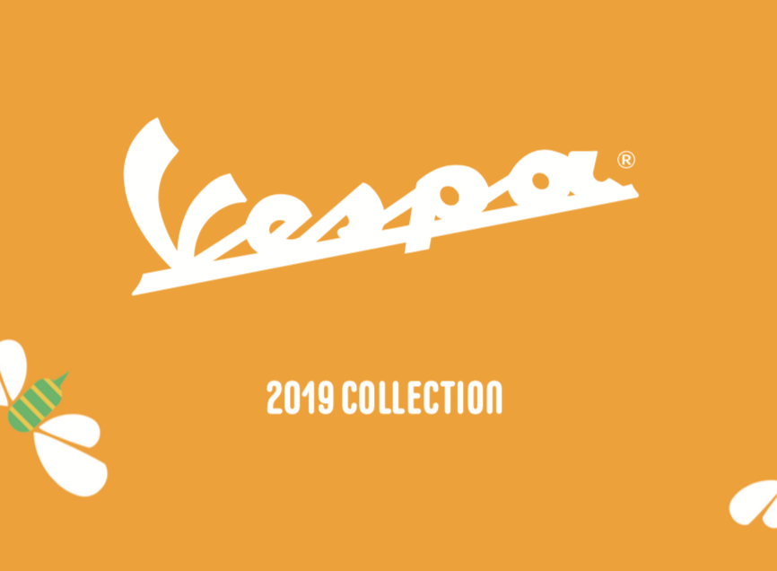 Vespa vehicle catalogue