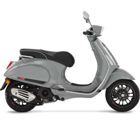 Vehicles Vespa, 2020 Sprint 50 i-GET Grey