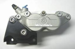 Parts Brembo Brake Assembly GT/GTS/GTV Silver Finish