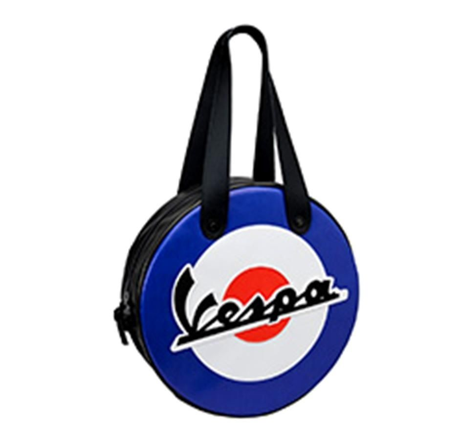 Lifestyle Wheel Shape Bag French Flag
