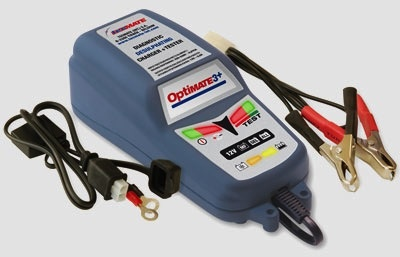 Accessories Battery Tender, Optimate 3 Desulfating Charger/Maintainer