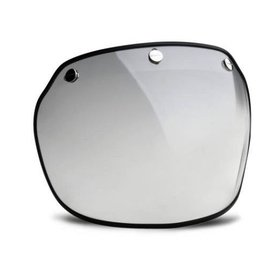 Apparel Visor, Vespa Jet 3-Snap Clear