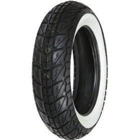 Parts Front tire for Vespa <br />LX50/150/LXV150cc<br />S50/150cc<br />120/70-10&quot; Shinko White Wall Rear Tire