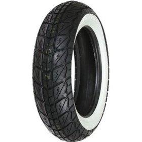 "Parts 110/70-11"" Shinko White Wall Front Tire"