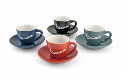 Lifestyle Espresso Cup Set Stone (4)