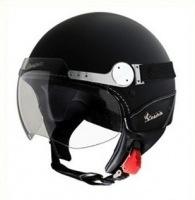 Apparel Helmet, Vespa GTS Super Sport Matt Black, Med