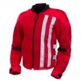 Apparel Jacket, Corazzo Venata Summer Mesh (Black, Silver or Red)