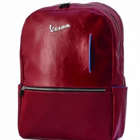 Apparel Rucksack, Vespa Backpack Red or Blue