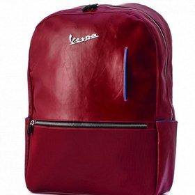 Apparel Rucksack, Vespa Backpack Red or Blue