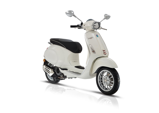 Vehicles Vespa, 2020 Sprint 50 i-GET White
