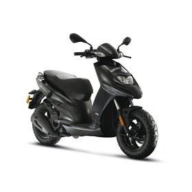 Vehicles 2019 Piaggio Typhoon 50cc 4T-4V Nero Lucido
