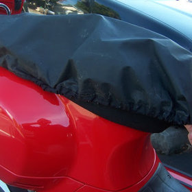 Parts Saddle Rain Cover