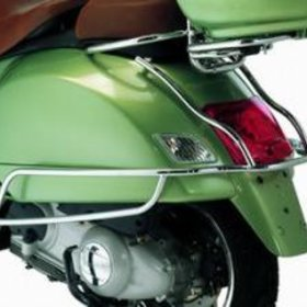 Accessories Rear Protector Vespa GTS/GTV/GT60