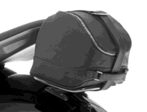 Accessories Helmet Bag Grey Vespa 946