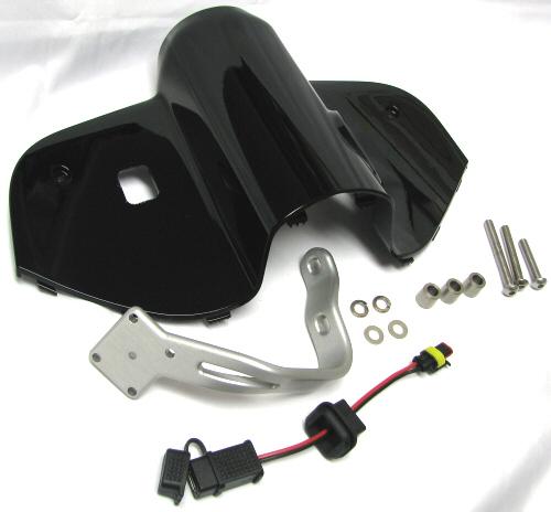 Accessories Smartphone Support/Power Supply Black Vespa 946