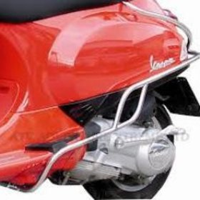 Accessories Rear Body Protector Vespa S/LX/LXV