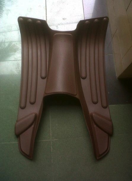 Accessories Floor Mat Vespa S/LX/LXV Brown