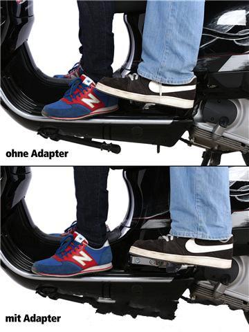 Accessories Foot Peg Extender, GT/GTS/GTV