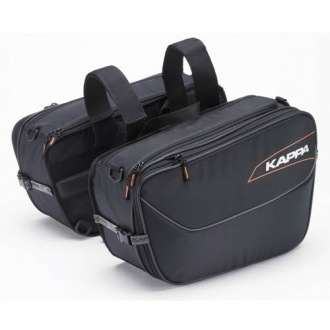 Accessories Saddle Bags, Kappa 16-25ltr