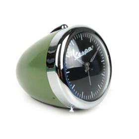 "Lifestyle Desk Clock Vespa Fenderlight Green 3"""