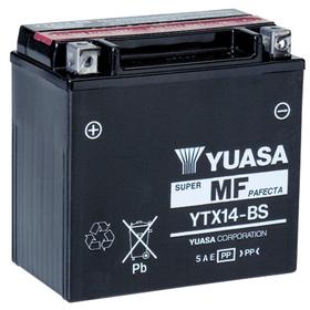 Parts Battery, Yuasa YTX14-BS
