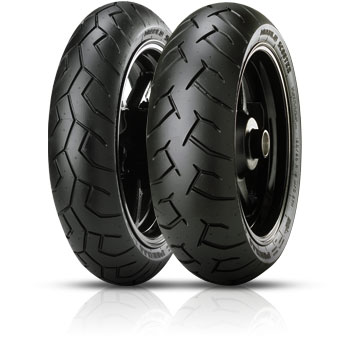 "Parts 110/70-16"" Pirelli Diablo Front Tire"