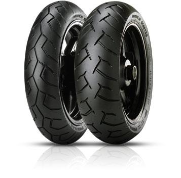 "Parts 100/80-16"" Pirelli Diablo Front Tire"