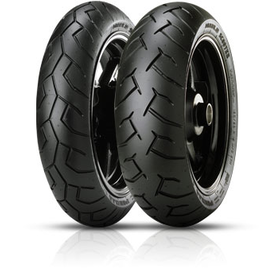 "Parts 120/70-12"" Pirelli Diablo Tire"