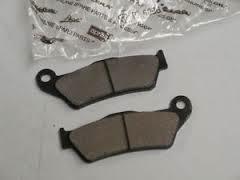 Parts Brake Pad Front Piaggio X9-500