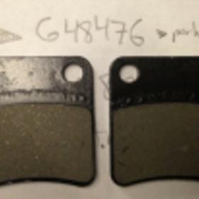 Parts Brake Pad MP3 250/300/400/500 Parking Brake