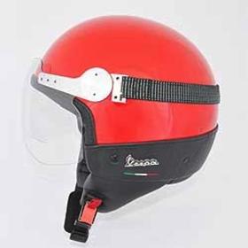 Apparel Vespa GTS Helmet w/Visor