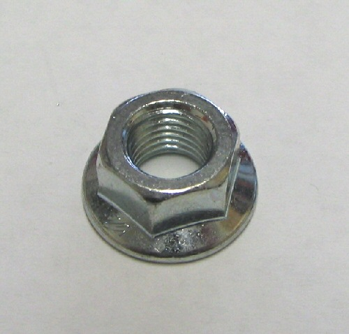 Parts Variator Nut, 50cc 4-Valve Engine